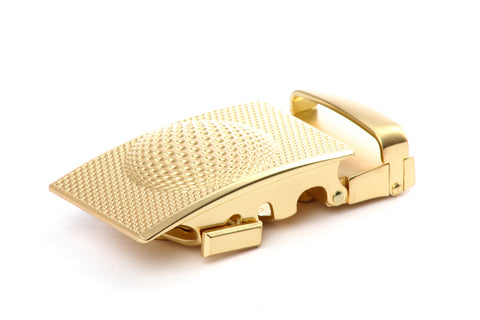"1.5"" Anson Golf Buckle in Gold"