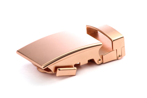 "1.25"" Classic Buckle in Rose Gold - Anson Belt & Buckle"