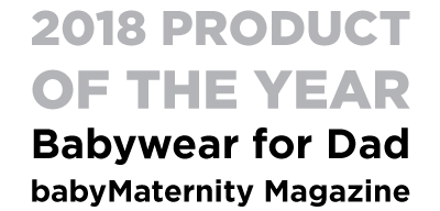 2018 Product of the Year Babywear for Dad