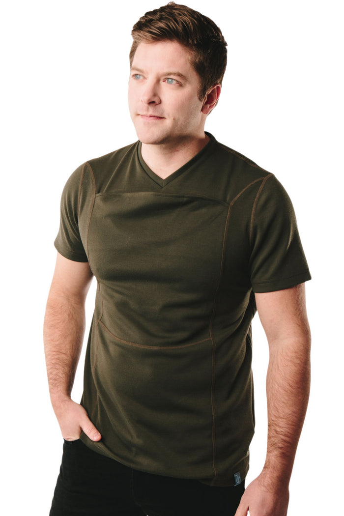 Dad Shirt™ Serene Green Limited Edition Retired
