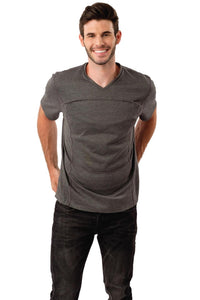 Dad Shirt™ Simple Gray