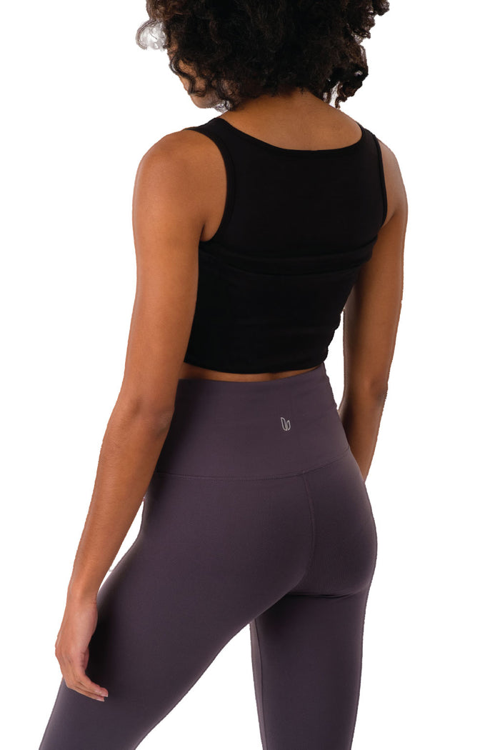 Lalabu Leggings Charcoal Gray