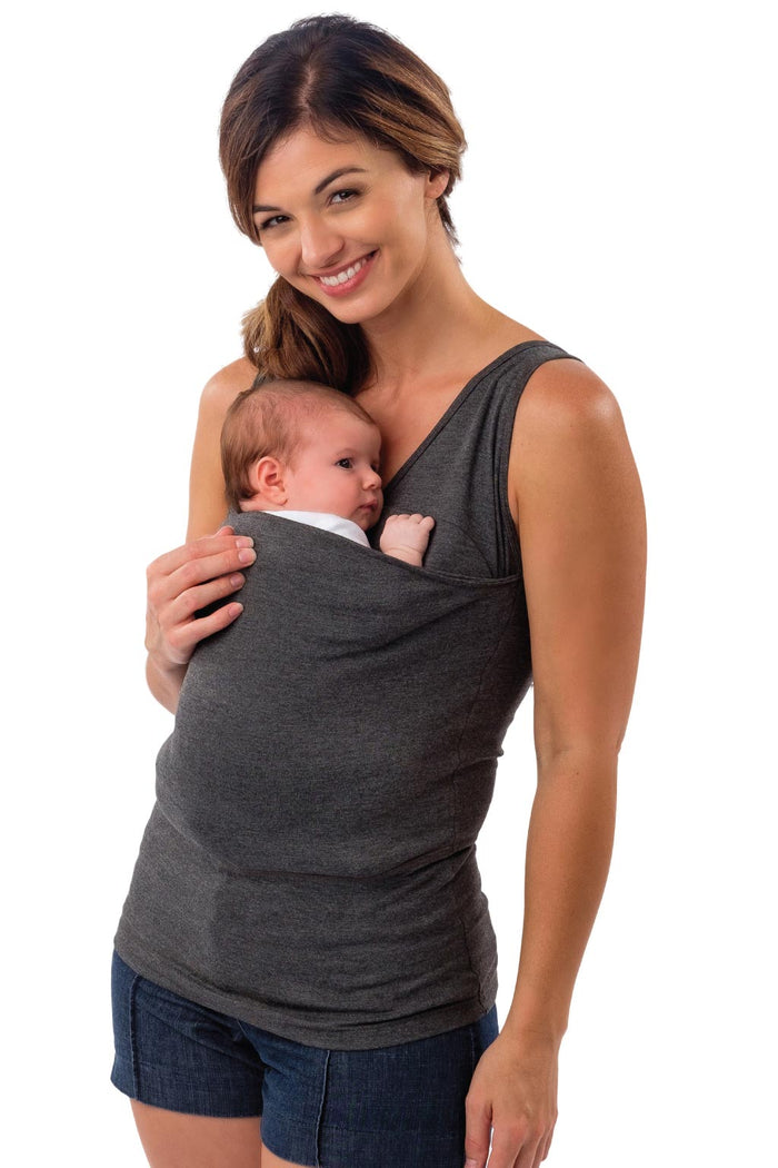Soothe Shirt® Simple Gray