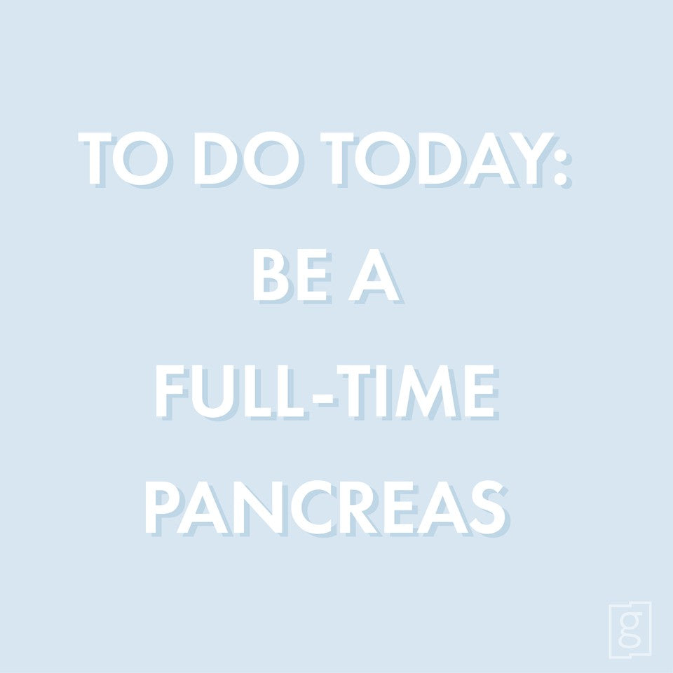 Full-time Pancreas