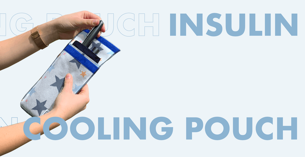 Glucology Insulin Cooling Pouch