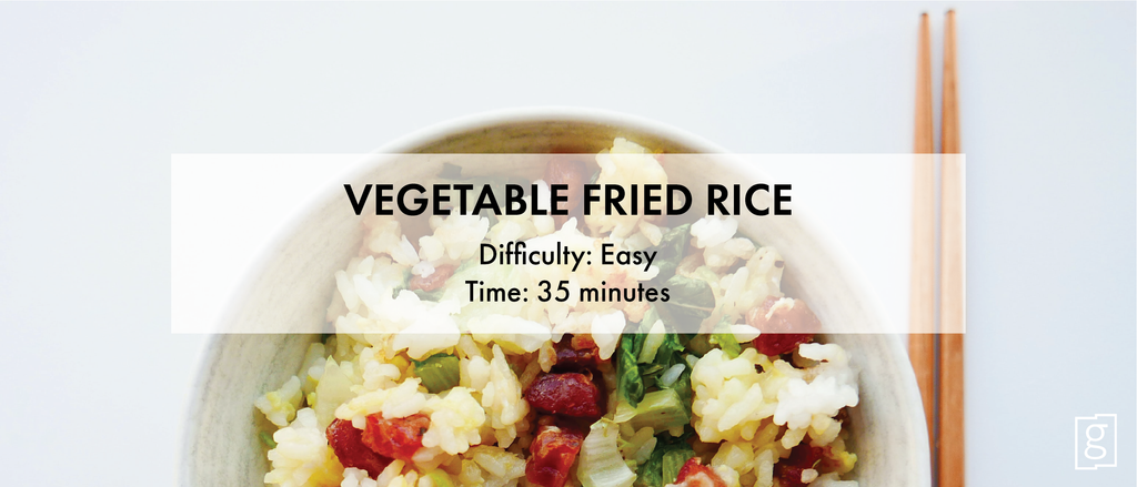diabetes recipes vegetable fried rice healthy