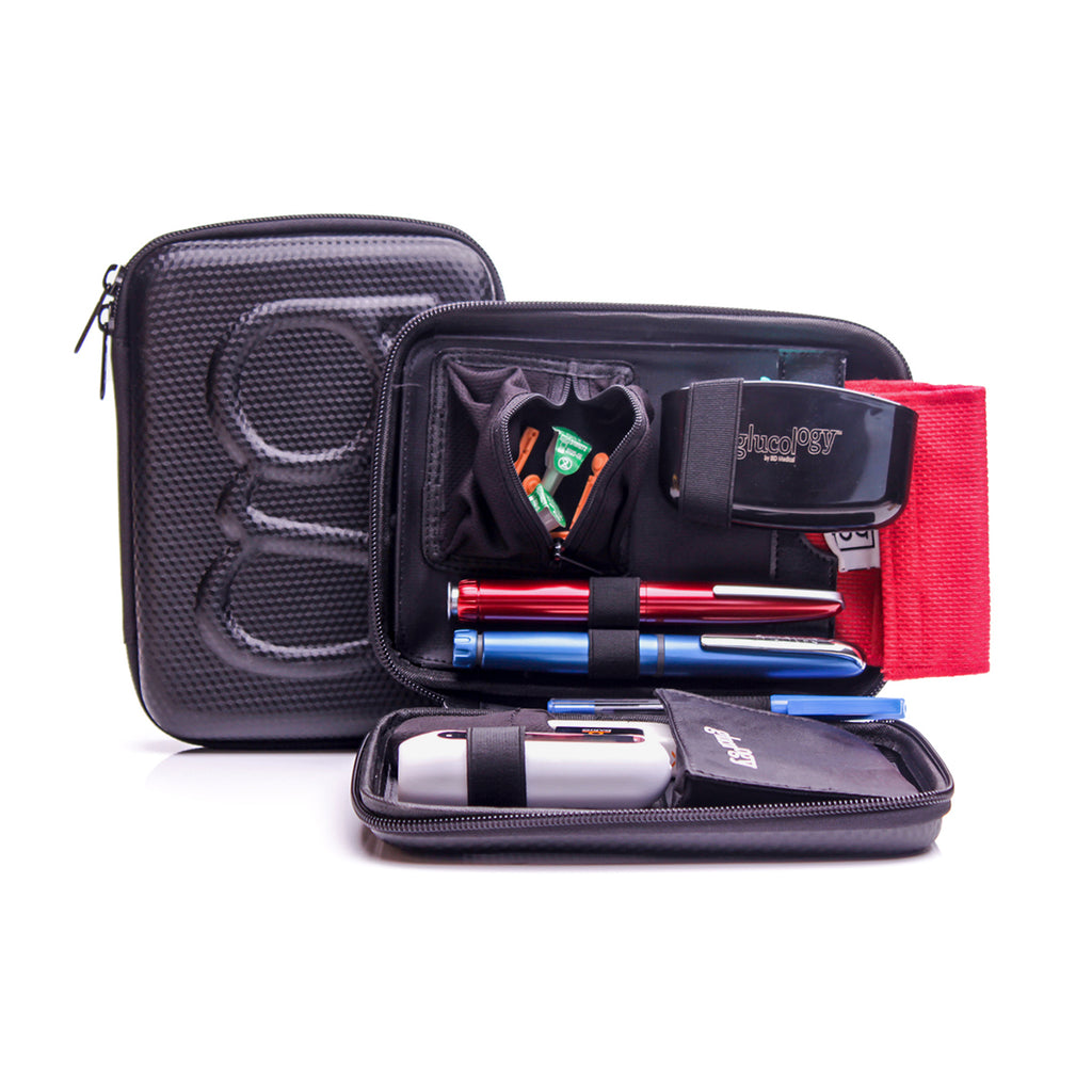 Storage Case for Diabetes Accessories