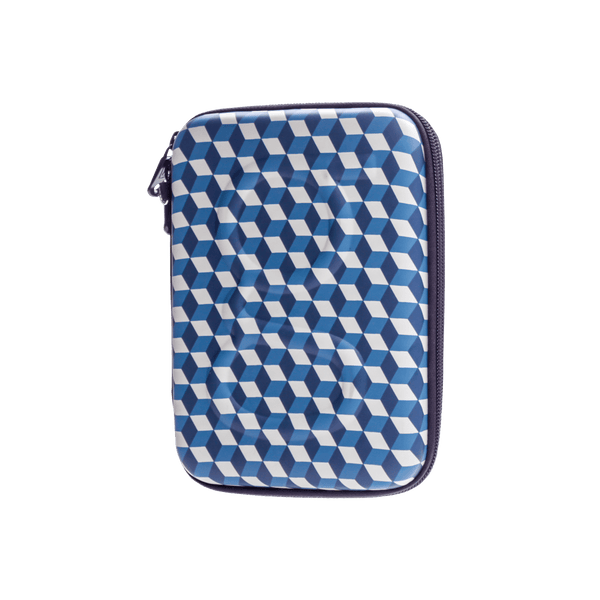 Glucology™ Diabetes Travel Case | Limited Edition Blocks