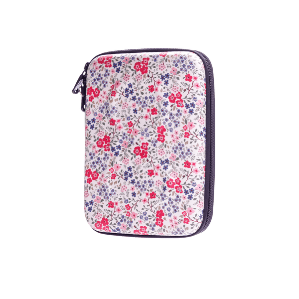 Glucology™ Diabetes Travel Case | Limited Edition Floral