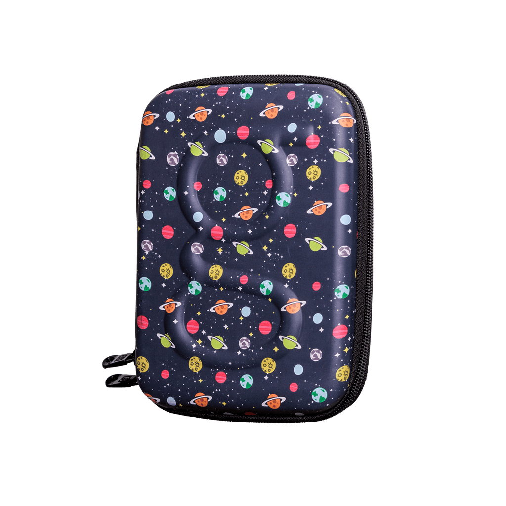 Glucology™ Diabetes Travel Case | Limited Edition Planet