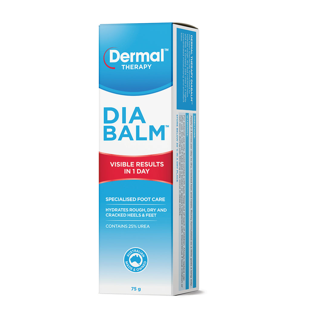 Diabalm: THE Specialist Diabetic Foot Care Cream