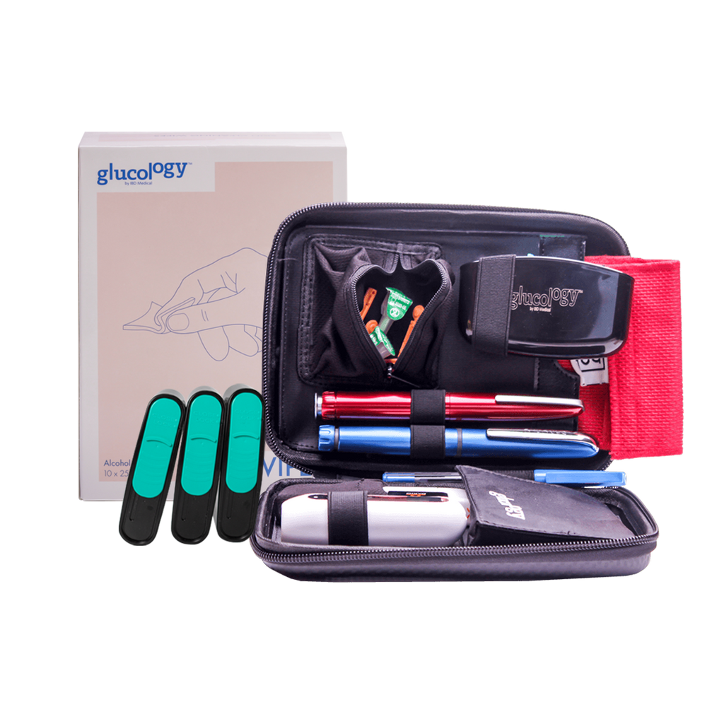 Glucology™ Preparation Essentials - Glucology Store -Diabetic Accessories