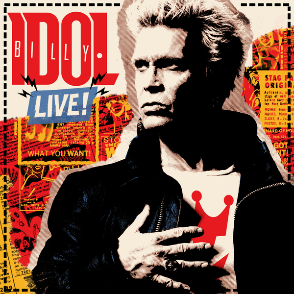 Billy Idol VIP Packages