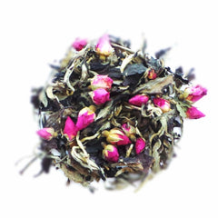 Wild Rose Moon Light White Puer Tea