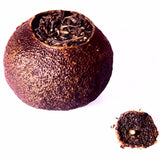Large Old Tea Tree Fermented Tangerine PuEr Tea 60-70g