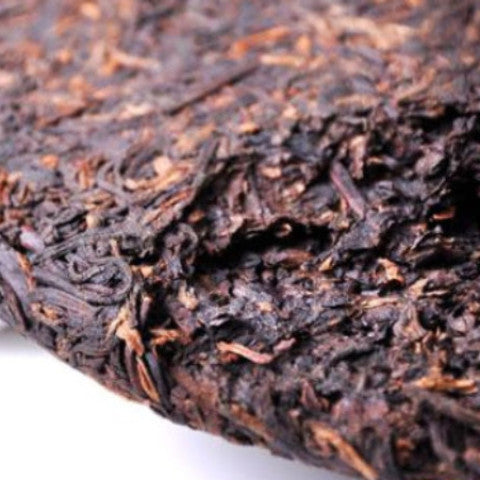 Finest BuLang Mountain Imperial Old Tea Tree Pu erh ( 布朗山頂級宮廷熟普洱) 50g, 50cups