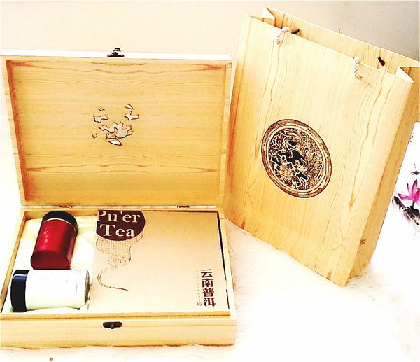 Snow Mountain Tea Gift Set