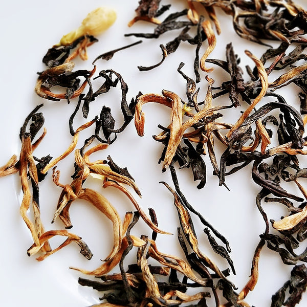 Jasmine Golden Earl Grey - Special In House Blend