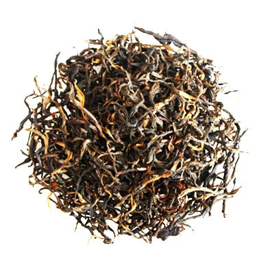 YunNan Old Tree Golden Heaven Black Tea
