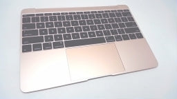 (Apple Part # 661-04884) Top Case with Keyboard, Rose Gold