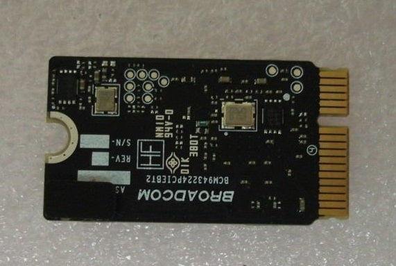 (Apple Part # 923-0023) Shim, Top, AirPort / Bluetooth Card