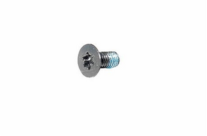 (Apple Part # 922-8174) Screw, T10, Shoulder, Flat Head, 7mm, Pkg. of 5