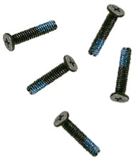 (Apple Part # 922-8648) Screw, Phil 00, 10 mm, Pkg. of 5