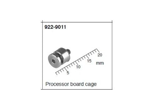 (Apple Part # 922-9011) Screw, Mushroom Head, Hex, Pkg. of 5