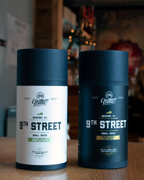 9th Street Bourbon & Gin Barrel Aged Combo