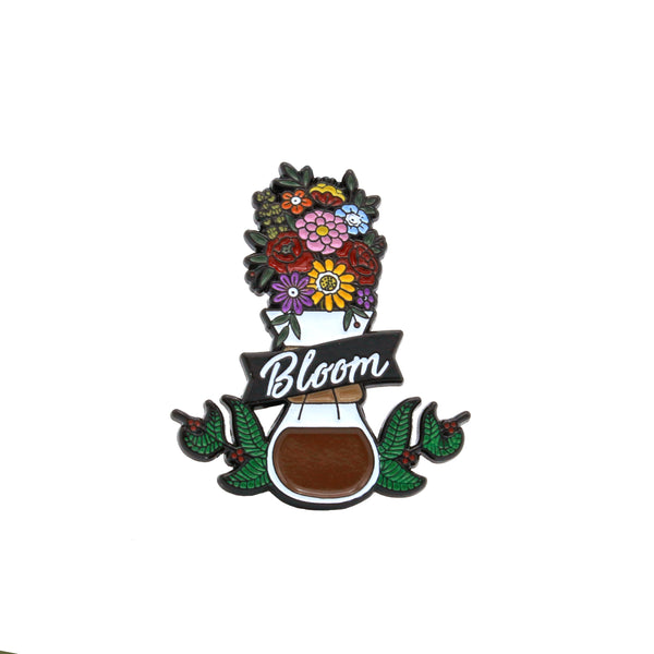 Bloom Enamel Pin