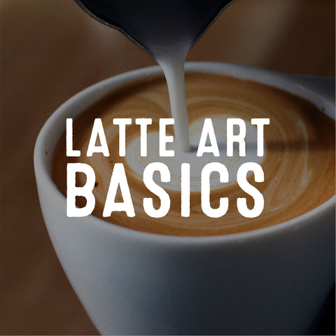 Latte Art Class March and April dates