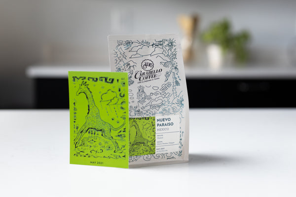 Coffee of the Month Gift Subscription-6 Months