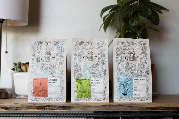 Coffee of the Month Gift Subscription-3 Months