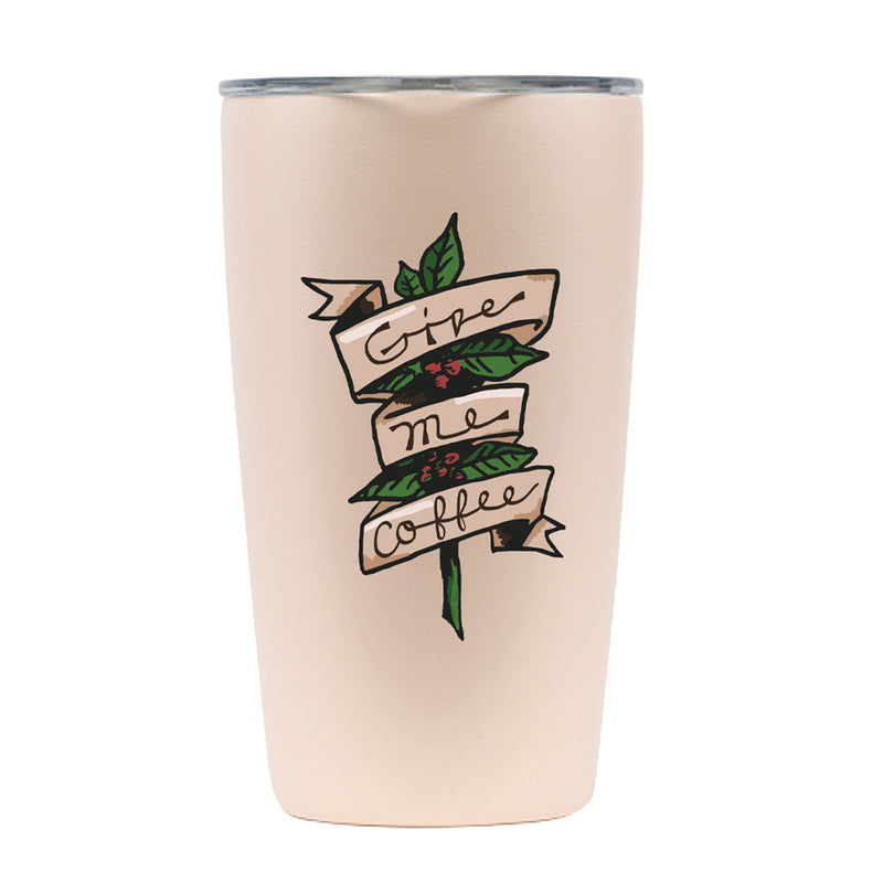 12oz Give Me Coffee Tumbler- Thousand Hills