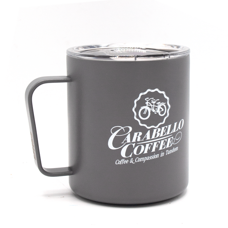 Gray Logo Camp Cup (12oz)