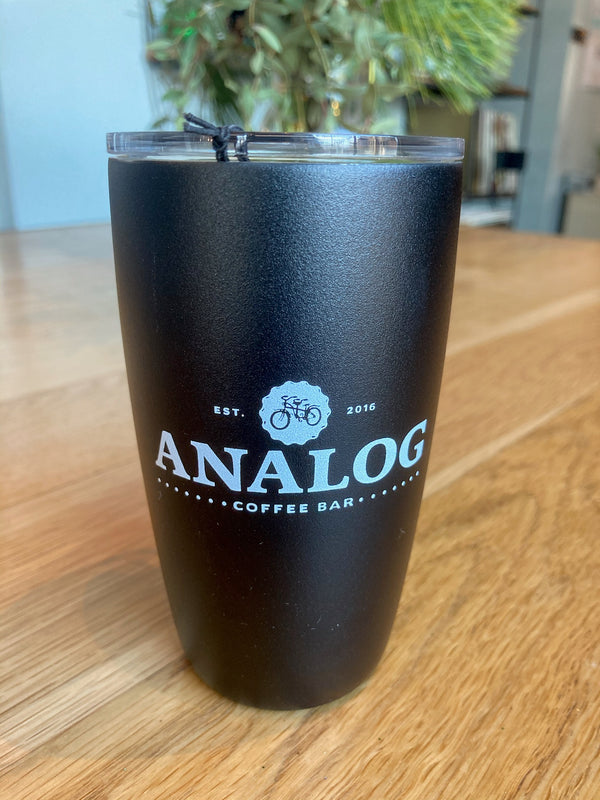 8 oz Analog Logo Tumbler