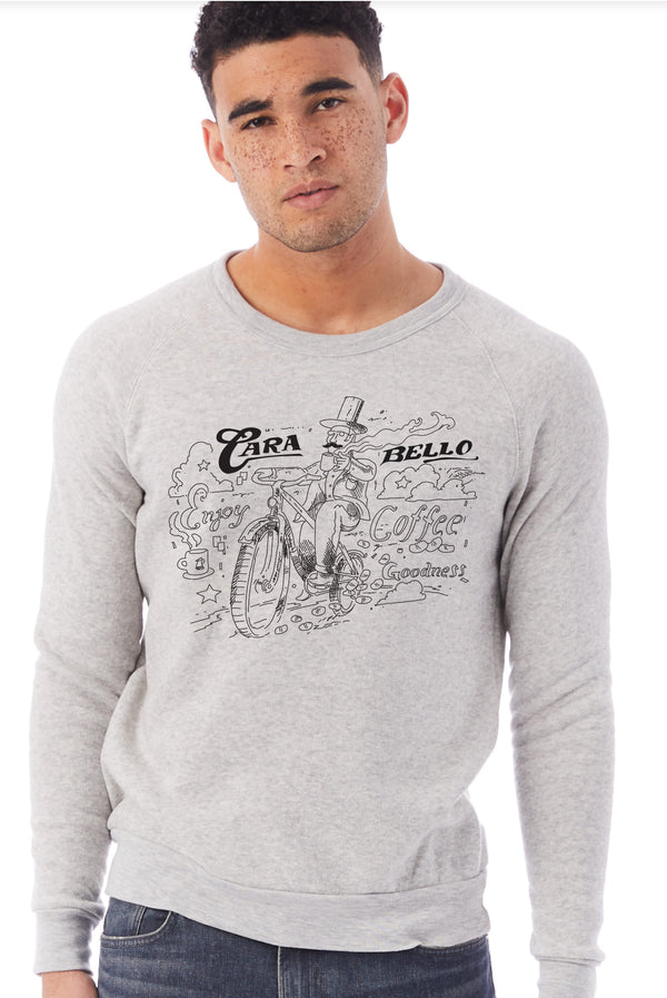 Bike Man Crew Neck