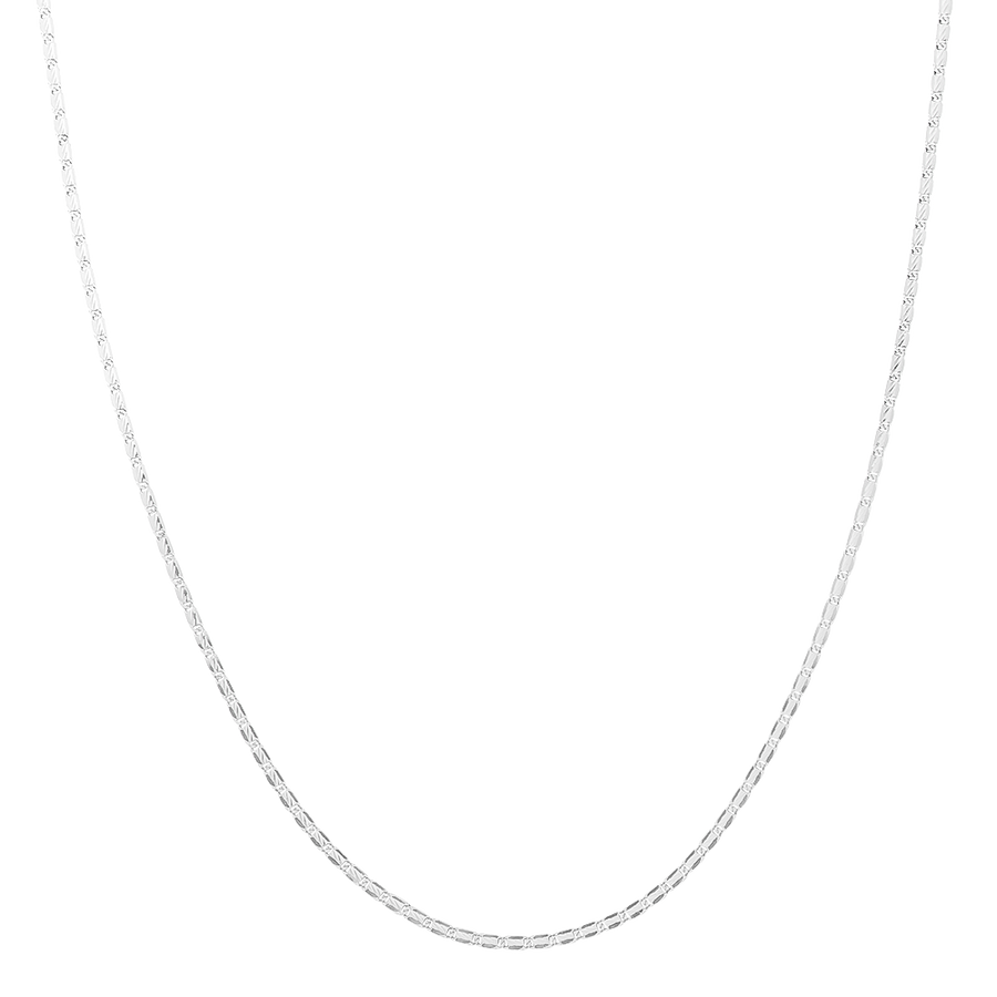 Trash Chain Silver