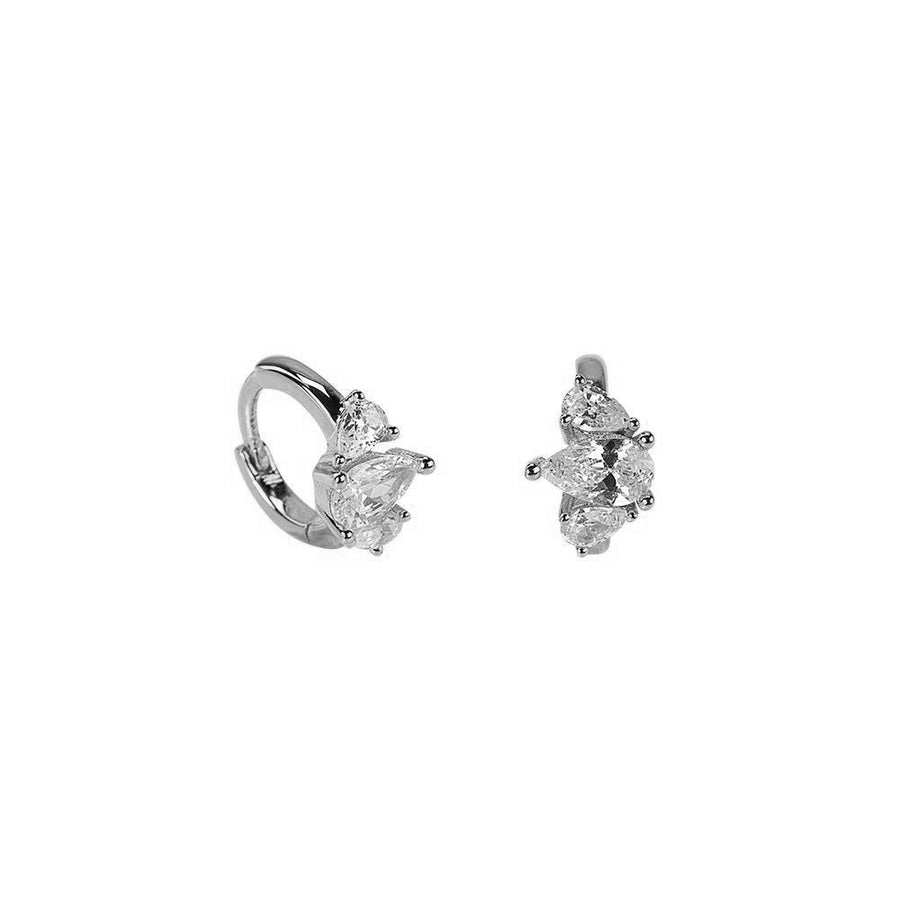 Lumi Earrings Silver