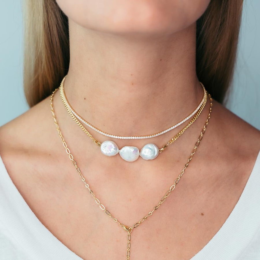 Tennis Choker Mini