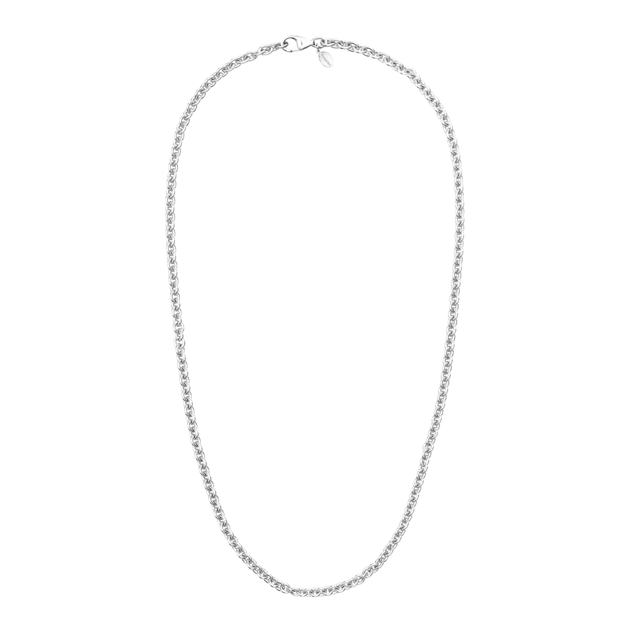 Olympia Necklace Silver
