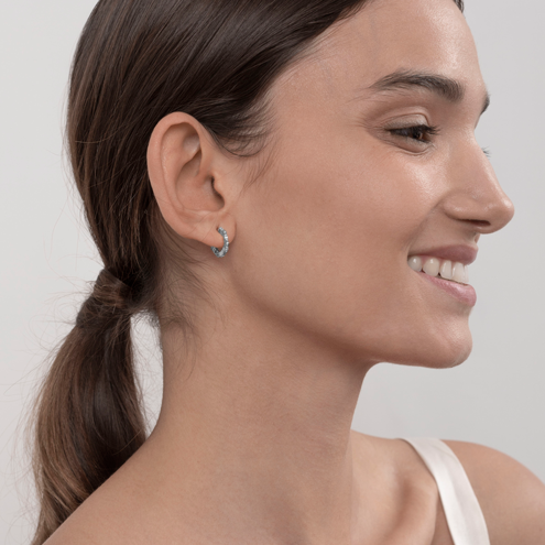 Elli Earrings Silver