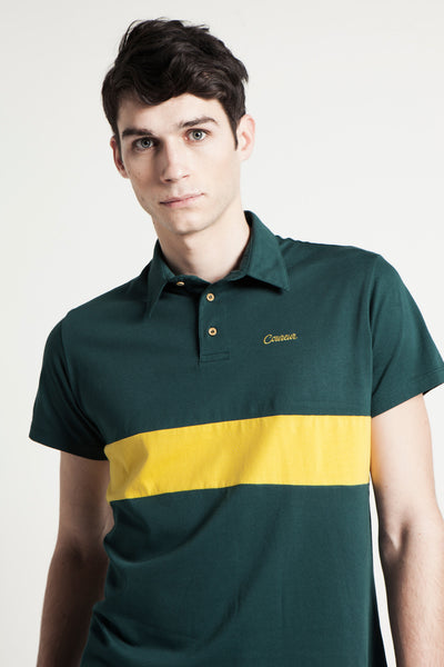Leon dark green yellow