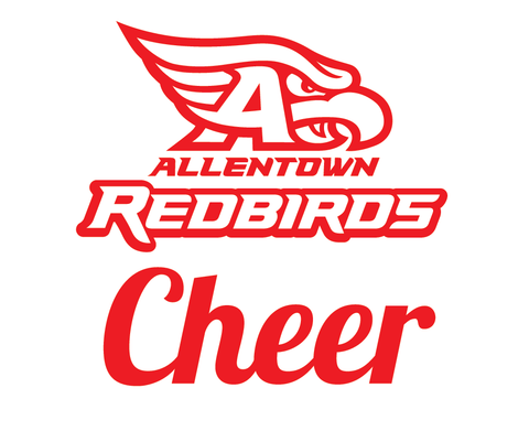 Allentown Redbirds Cheer