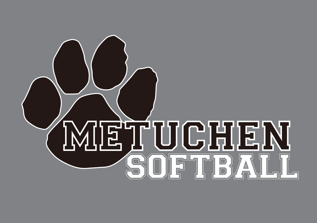 Metuchen Softball Dry-Fit