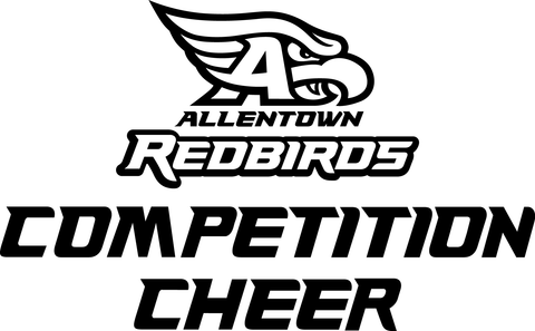 Allentown Redbirds Competition Cheer