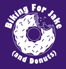 Biking For Jake (and Donuts)