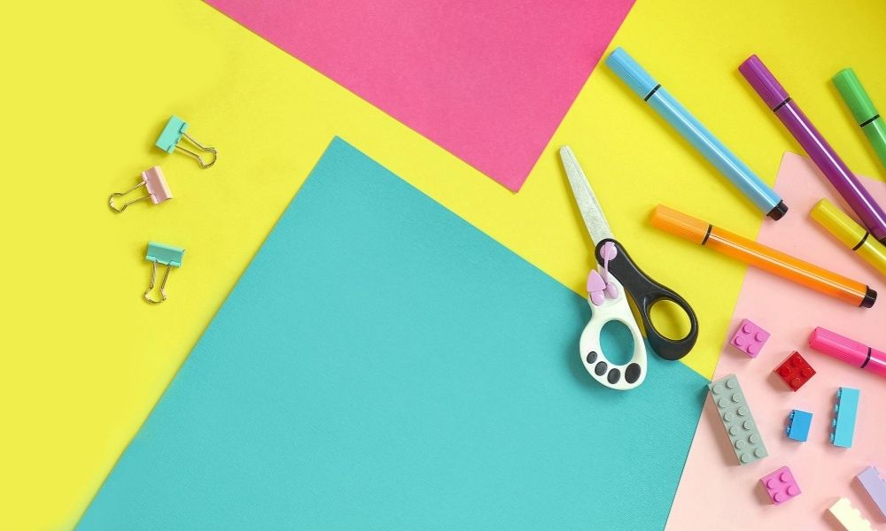 Quick and Easy Construction Paper Crafts