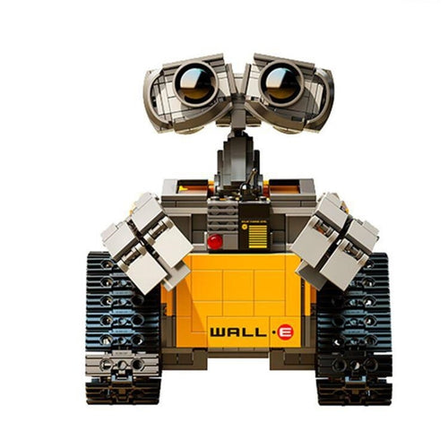 Christmas Gift Idea Robot Building Blocks Toys for Children WALL-E