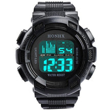 Load image into Gallery viewer, Unisex  Waterproof Sports Watch - Army Professional Luminous LED Watch